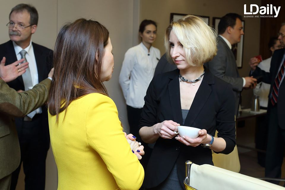 16th Kyiv Post CEO Breakfast