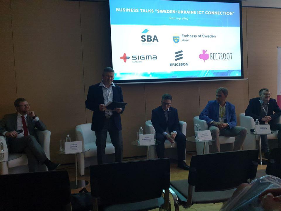 Swedish-Ukrainian Business Forum # SUBF19