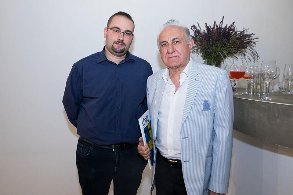 Виставка «НЕОБ'ЄКТИВНІ ОБ'ЄКТИ» Ярослава Деркача