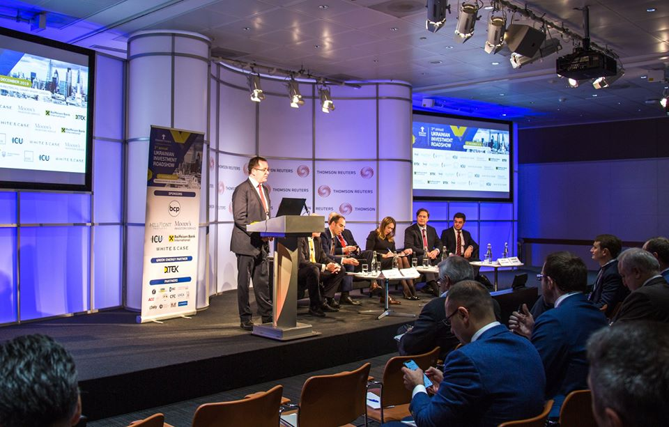 Ukrainian Investment Roadshow in London
