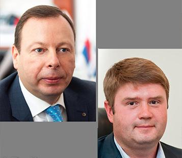 Виктор <span>Пушкарев</span>  Владимир <span>Игнатов</span>