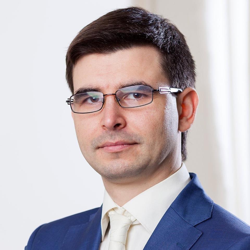 Павел Григораш