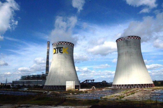 ДТЕК призупинила роботу всіх шахт і збагачувальних фабрик через кризу