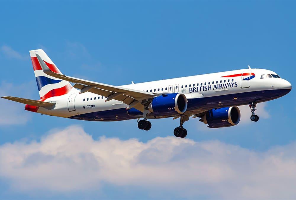 British Airways усуне від роботи 36 тисяч співробітників