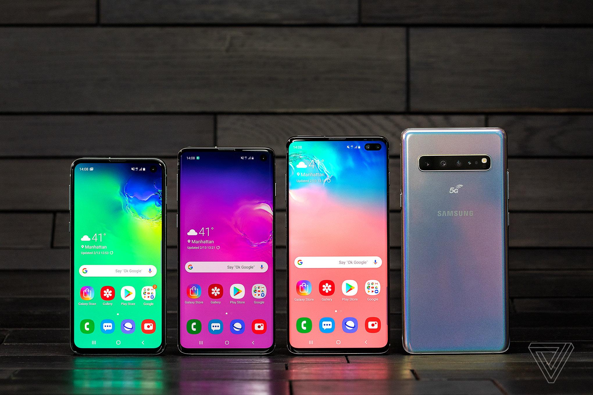 Samsung стала лідером ринку 5G-смартфонів в 2020 році