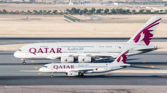Qatar Airways ведет переговоры об отсрочке заказов Airbus и Boeing