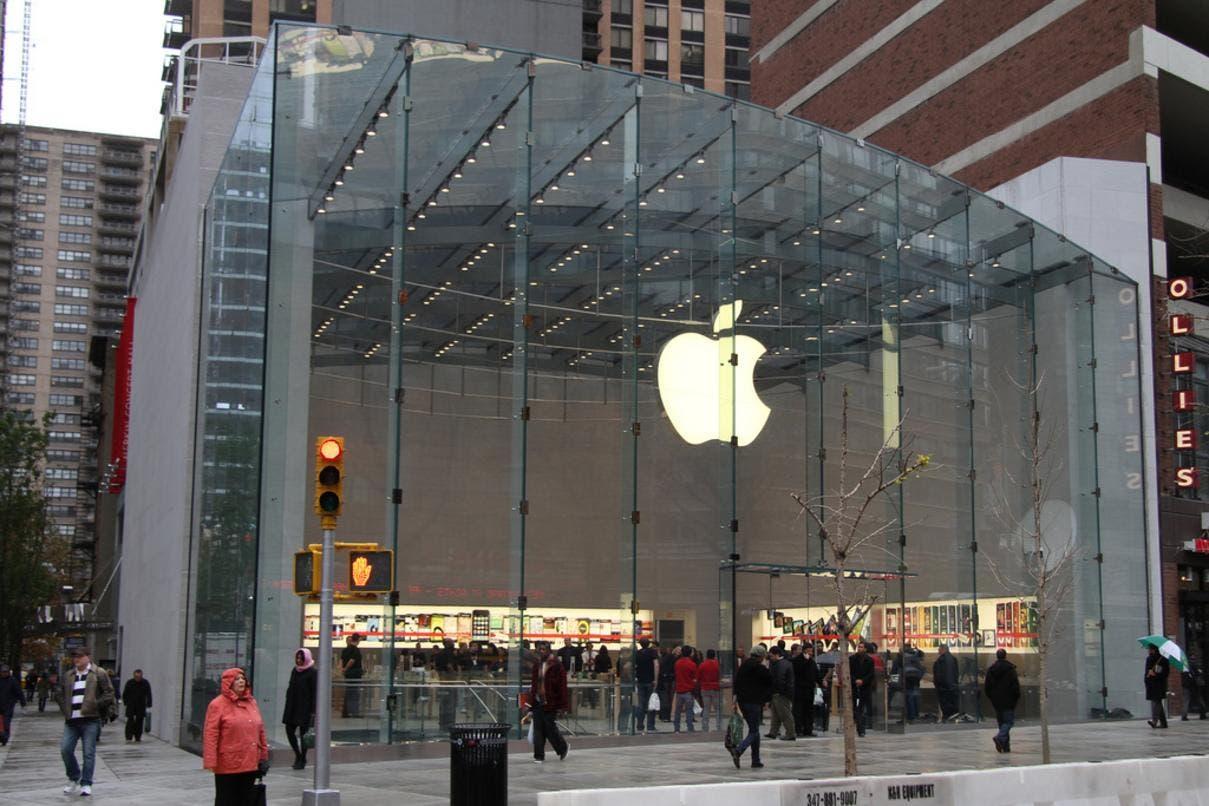 Apple зареєструвала в Україні своє представництво