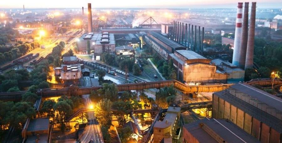 Запорожские предприятия, ассоциированные  с Группой Метинвест, перечислили в бюджет Украины более  700 млн гривен налогов