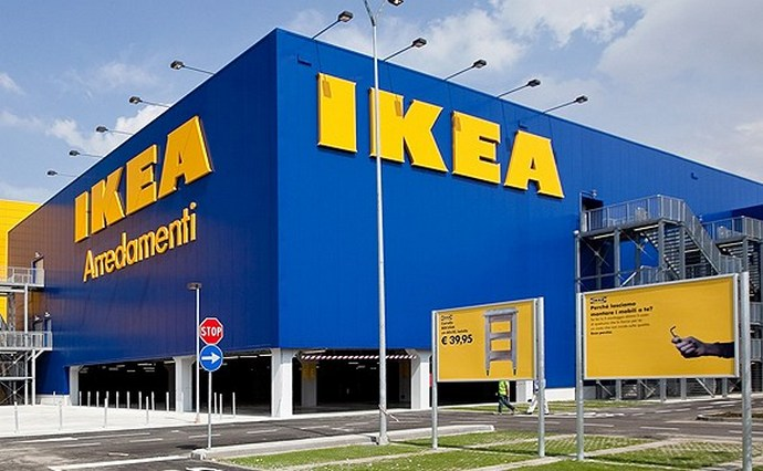 IKEA офіційно вийшла на український ринок
