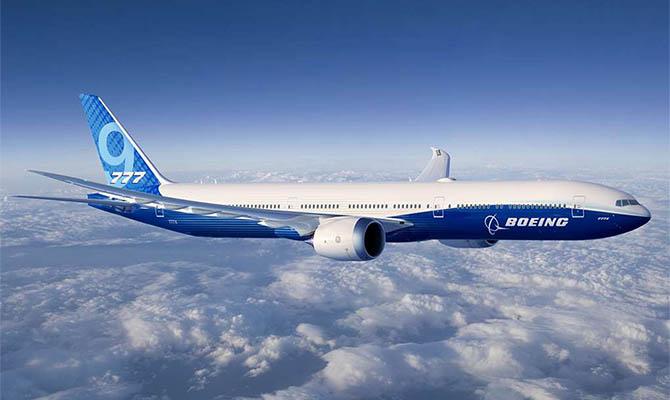 Boeing звільняє 12 тисяч співробітників