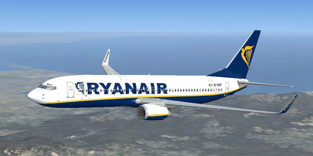 Ryanair вдвічі скоротить польоти з України