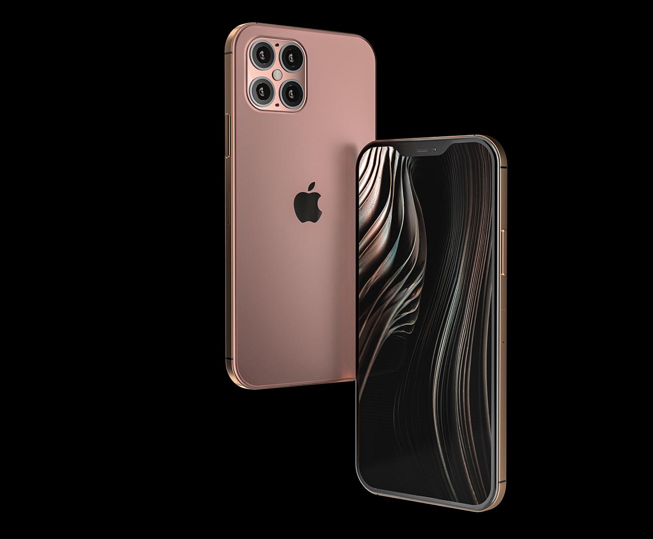 Apple может выпустить четыре новых iPhone 12 уже в этом году