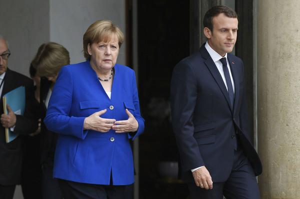 Франция и Германия предлагают создать фонд восстановления экономики еврозоны