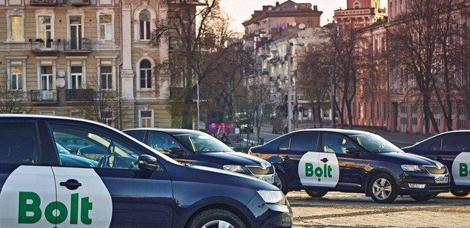 Таксі-сервіс Bolt з Естонії оцінили в $1,9 млрд