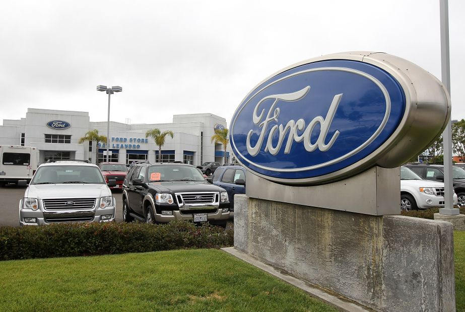 Ford планирует 18 мая возобновить производства на своих заводах в Северной Америке