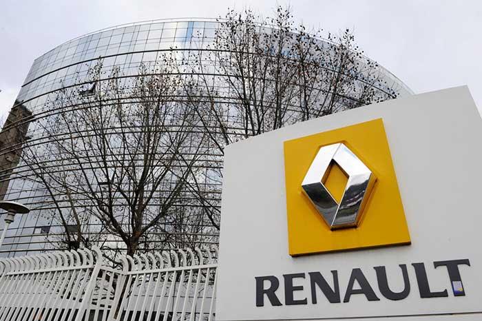 Завод Renault на півночі Франції припинив роботу