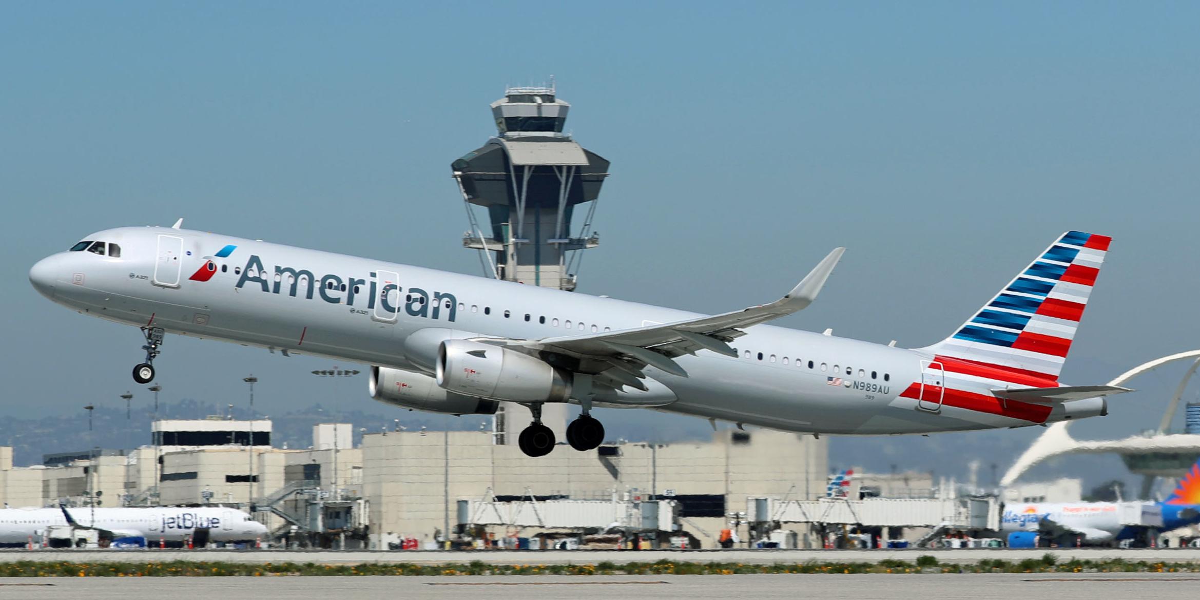 American Airlines планує залучити $ 3,5 млрд