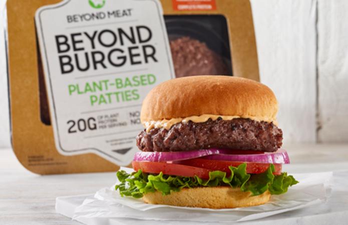 Beyond Meat пробует свои силы в KFC, Pizza Hut и Taco Bell в Китае