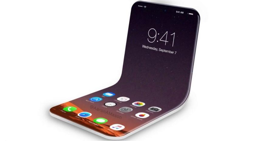 Apple готується до виробництва першої моделі iPhone, яка згинається