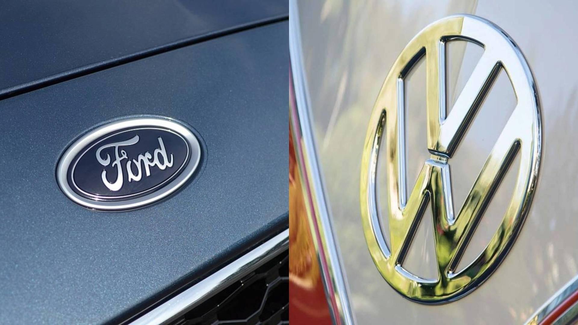 Volkswagen и Ford вместе создадут электромобиль