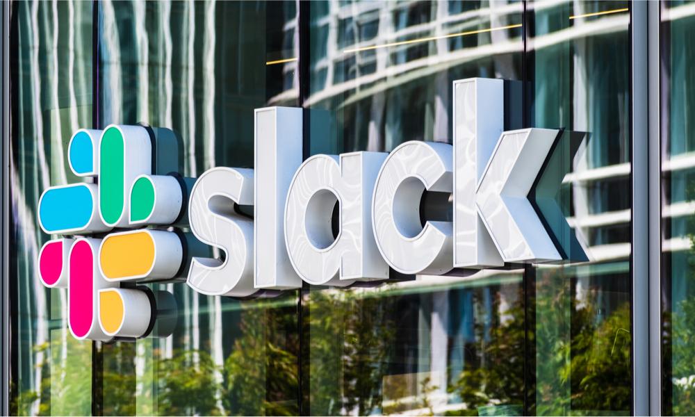 Квартальные доходы Slack выросли на 50%
