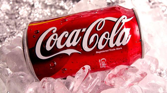 Квартальные доходы Coca-Cola показали крупнейшее снижение за последние 25 лет