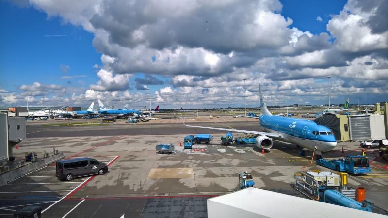 Нідерланди нададуть підтримку для KLM на €3,4 млрд