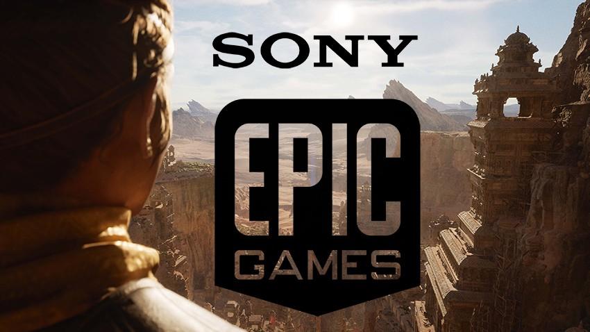 Sony інвестує 250 мільйонів доларів у Epic Games