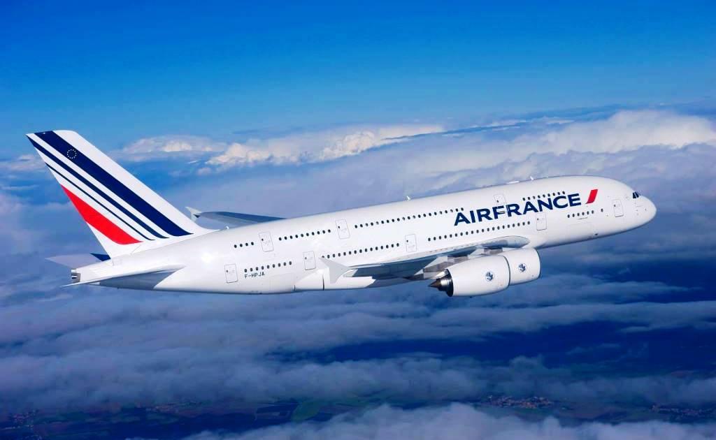 Air France відновлює регулярні рейси в Україну