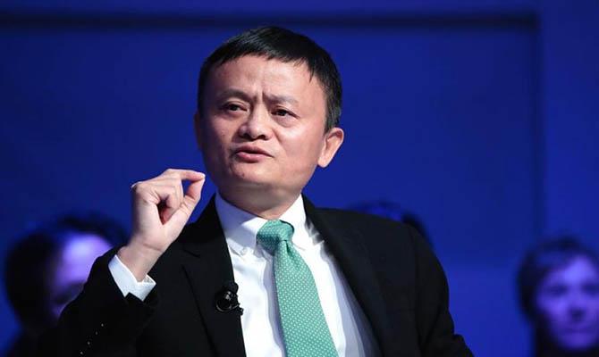 Джек Ма за год сократил долю в Alibaba до 4,8%
