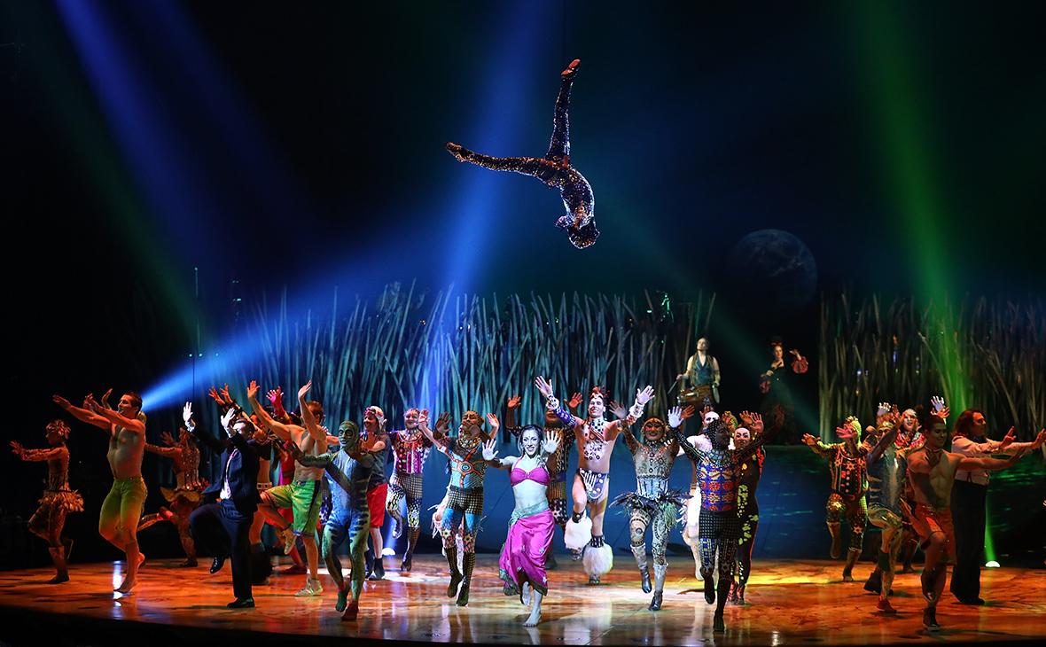Cirque du Soleil на межі банкрутства через COVID-19