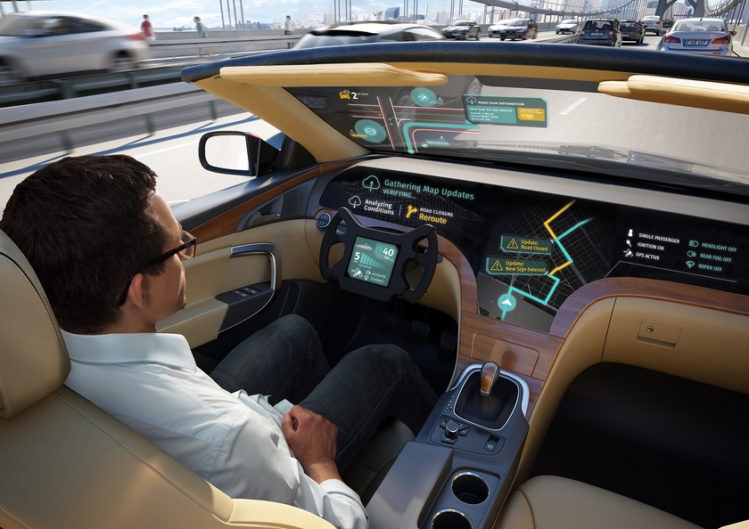 У Китаї дозволили дорожні випробування самокерованих авто
