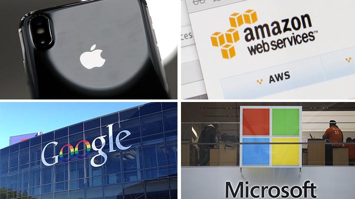Forbes опубликовал топ самых дорогих брендов мира