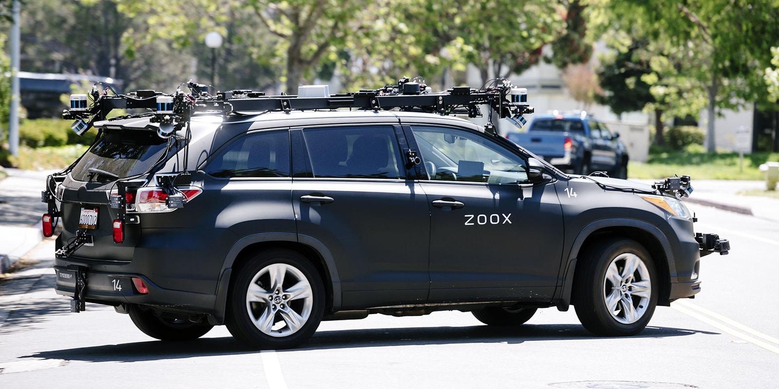 Amazon придбала стартап автономного водіння Zoox