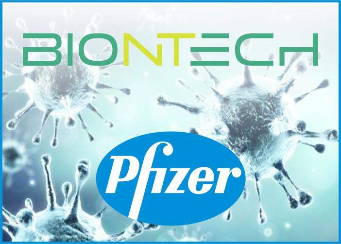 Акції Pfizer і BioNTech підскочили на новинах про урядове замовлення на $ 1,9 млрд. за 100 млн. доз вакцини