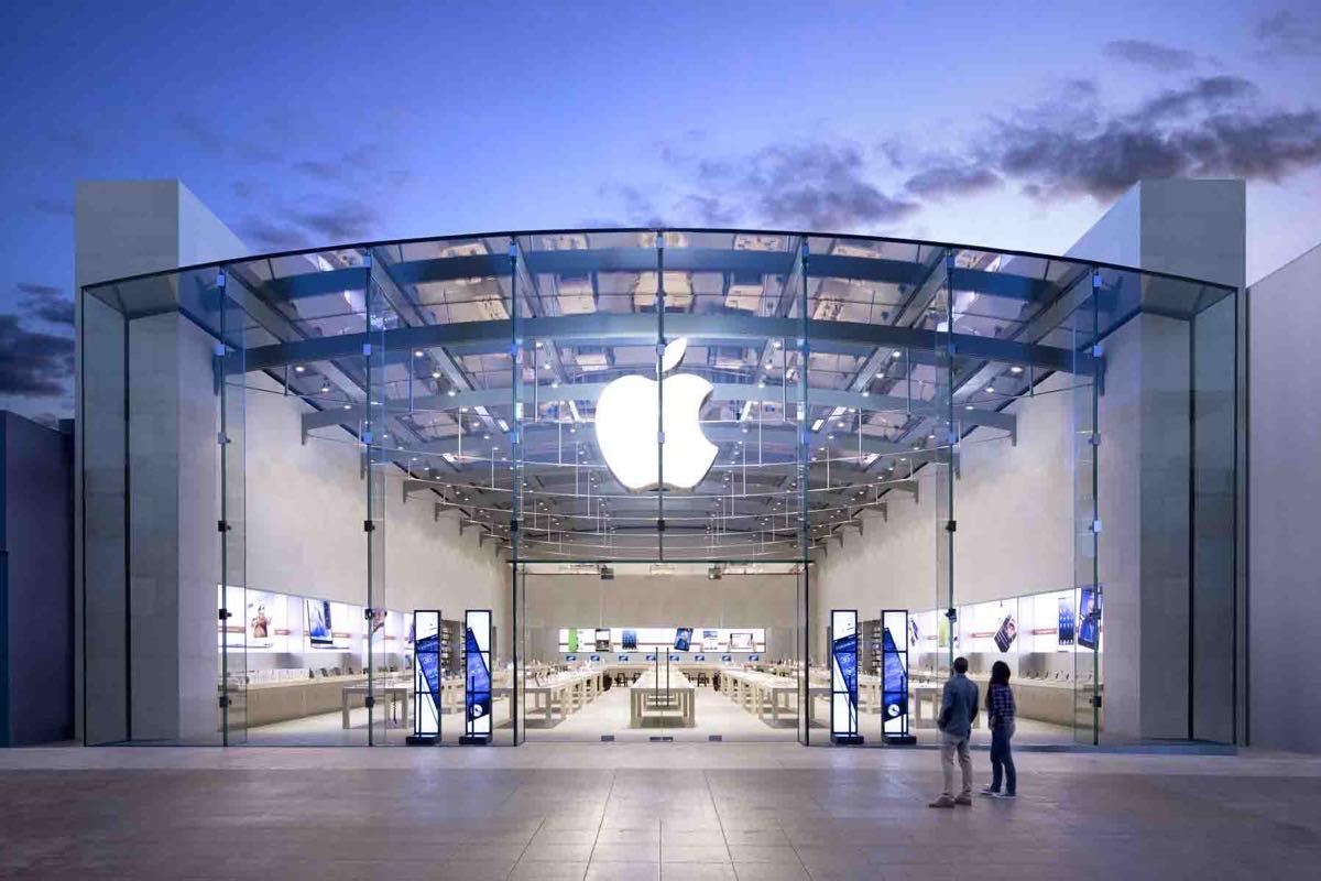 Капитализация Apple достигла $1,7 трлн, приблизившись к Saudi Aramco