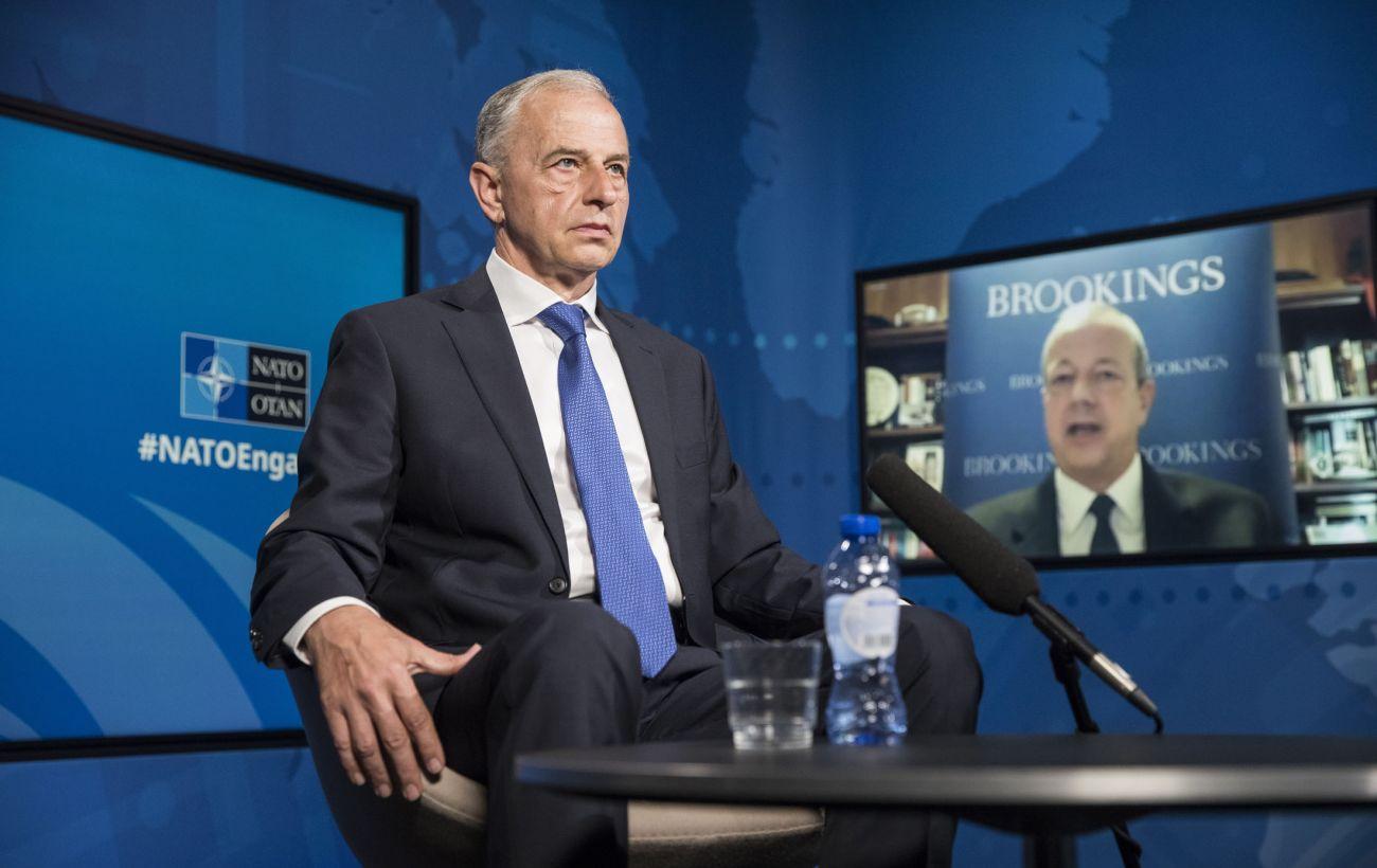 НАТО розробляє нову концепцію стримування і оборони для Європи