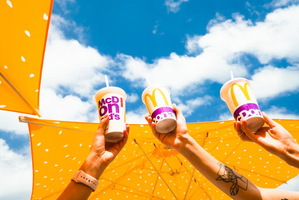 McDonald's в Україні відмовляється від пластикових стаканів