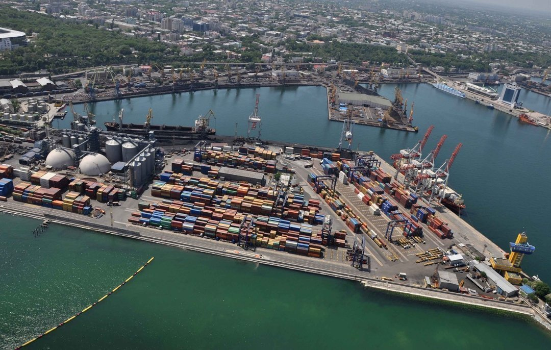 Порт под Одессой готовят к передаче в концессию