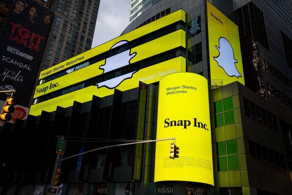 Акции Snap начали падать после публикации роста убытков на 28%