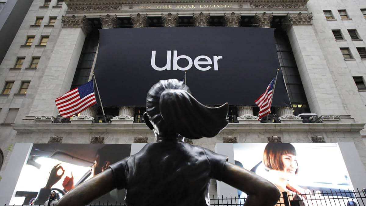 Акції Uber виросли на 5% на тлі чуток про можливу покупку конкурента Eats – компанії Postmates