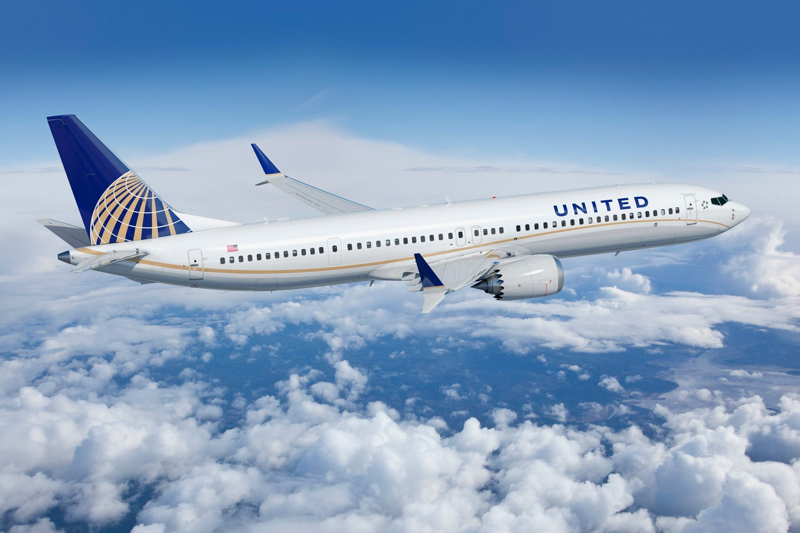 United Airlines announces possible layoffs of more than a third of its staff since October 1