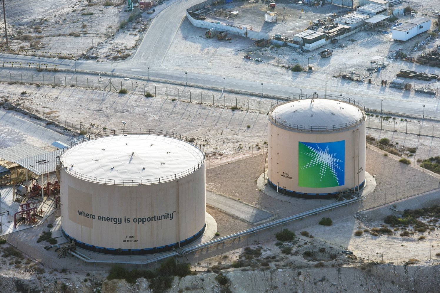 Saudi Aramco has stopped investing in a petrochemical complex in China