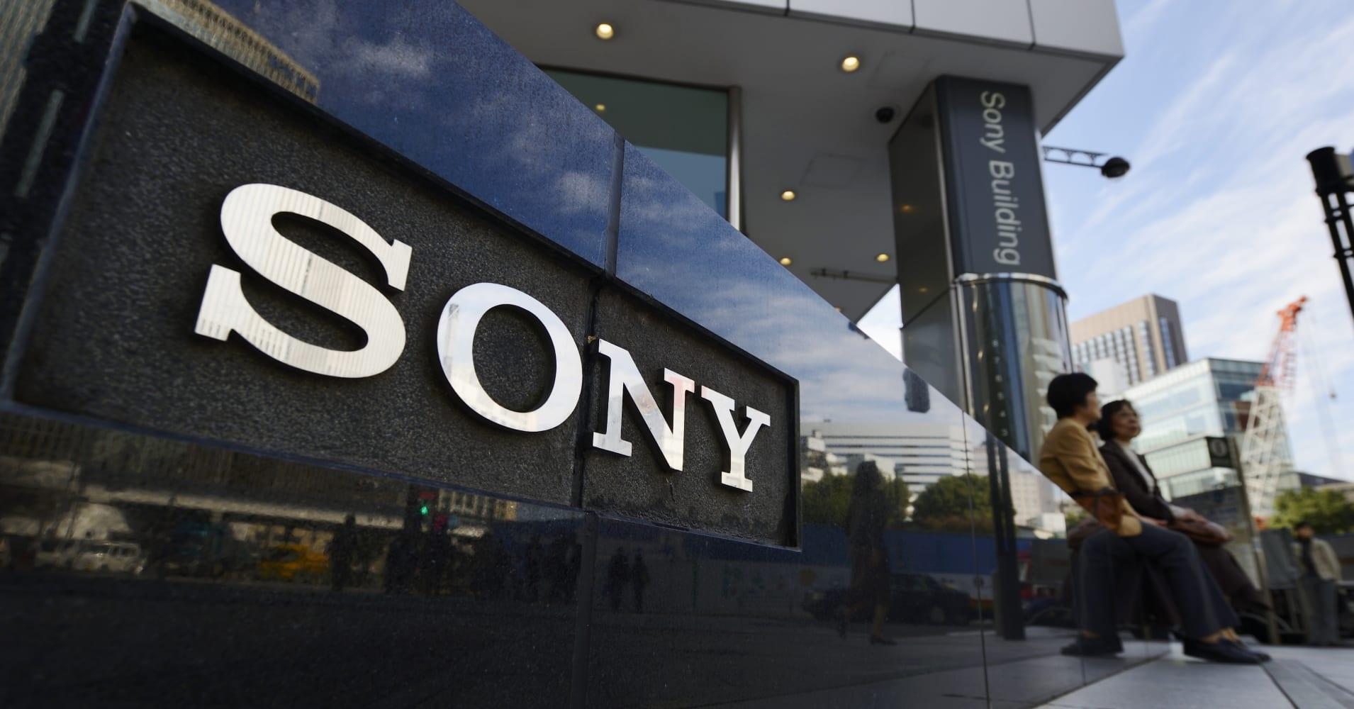 Акции Sony достигли 19-летнего максимума