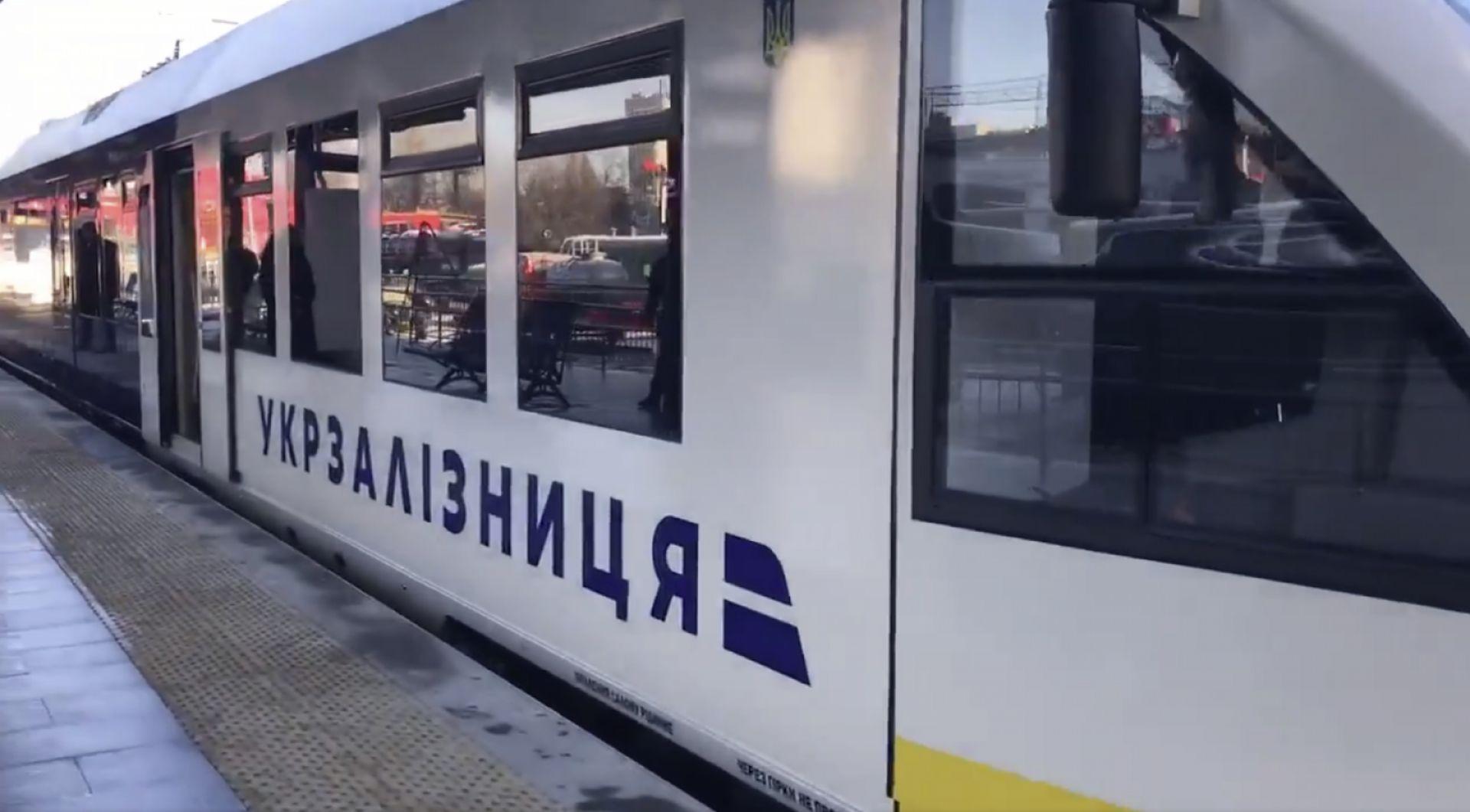 Укрзализныця отменила ограничения на перевозки