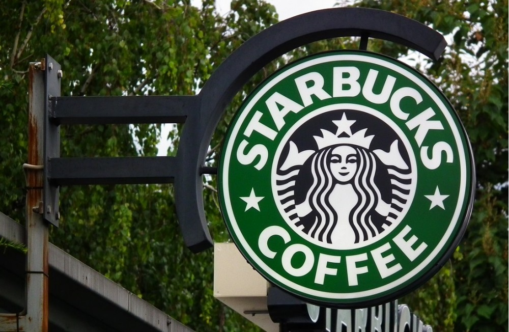 Starbucks reported 40% drop in global sales