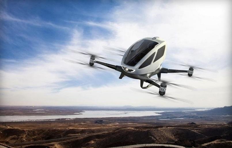 Влада Японії чекає появи літаючого таксі до 2023 року
