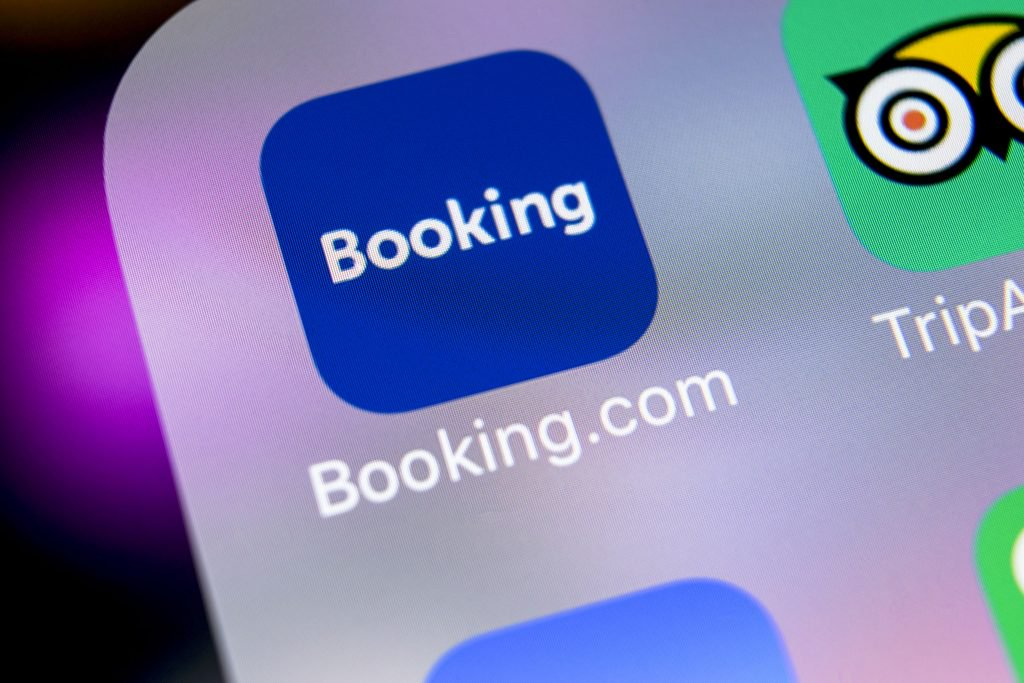 Booking Holdings and TripAdvisor experienced the worst quarterly losses