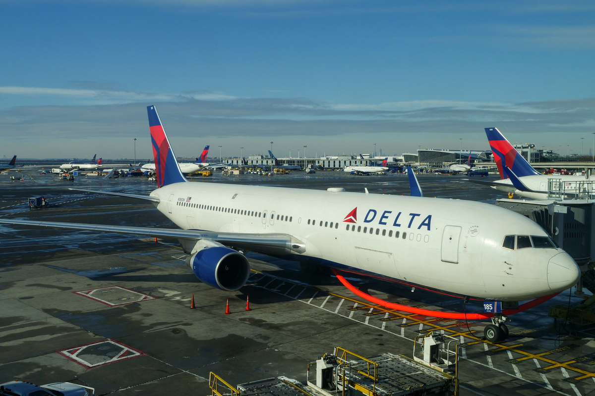 Delta Air Lines intends to lay off about two thousand pilots