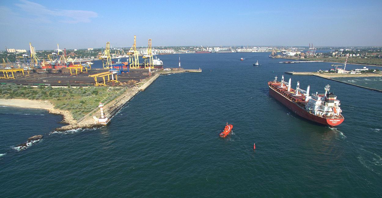 Объявлен тендер на подготовку концессии порта Черноморск
